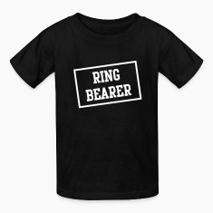 Ring Bearer Box Kids' Shirts