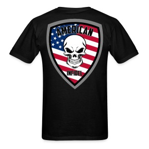 Stars and Stripes - Men's T-Shirt