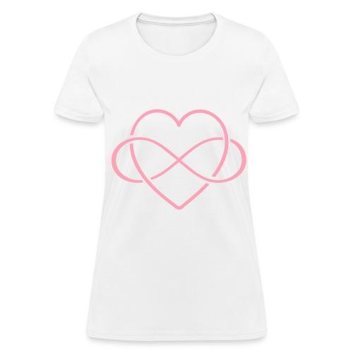 Heart Forever - Women's T-Shirt