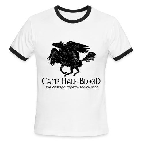 Camp Half Blood - Men's Ringer T-Shirt