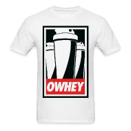 T-Shirts ~ Men's T-Shirt ~ OWHEY - Tee