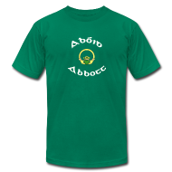 T-Shirts ~ Men's T-Shirt by American Apparel ~ Abbott Family Claddagh Tee for Men