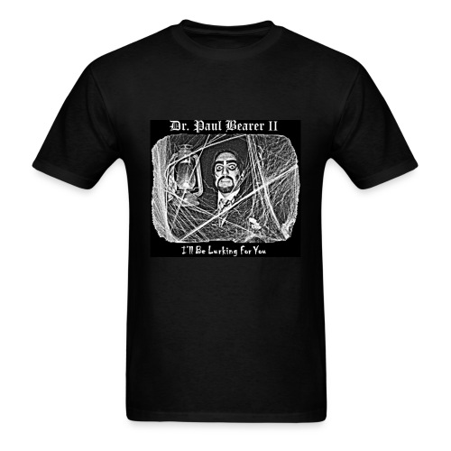 Dr. Paul Bearer's Men's Standard Weight T-Shirt - Men's T-Shirt