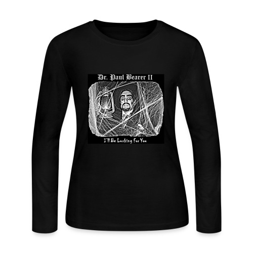 Dr. Paul Bearer's Women's Long Sleeve Jersey T-Shirt - Women's Long Sleeve Jersey T-Shirt