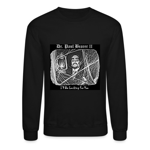 Dr. Paul Bearer's Men's Crewneck Sweatshirt - Crewneck Sweatshirt