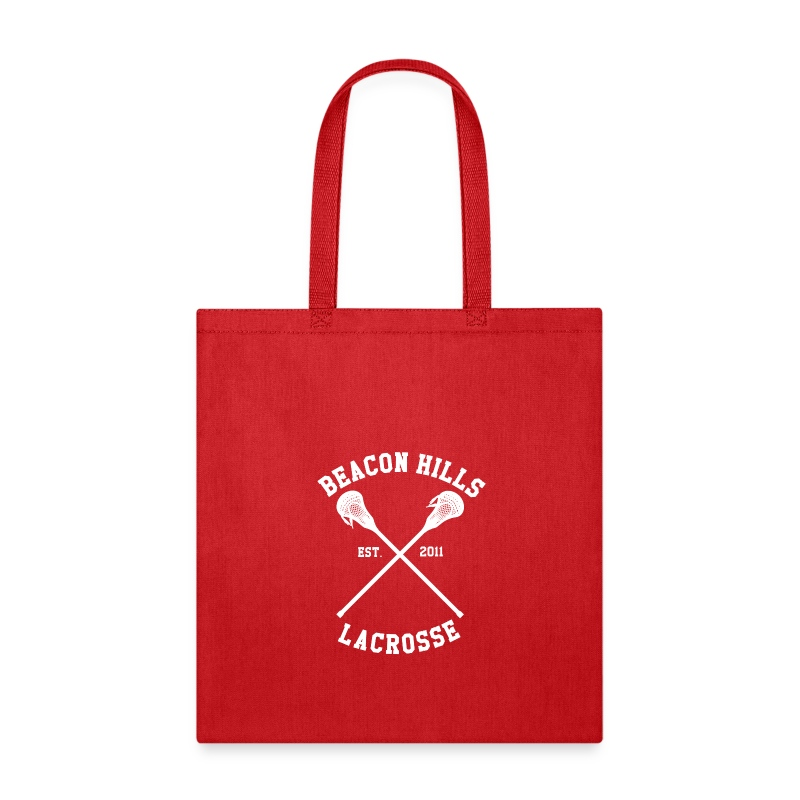 Beacon Hills Lacrosse Tote - Tote Bag