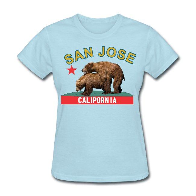 San Jose blue&gold f