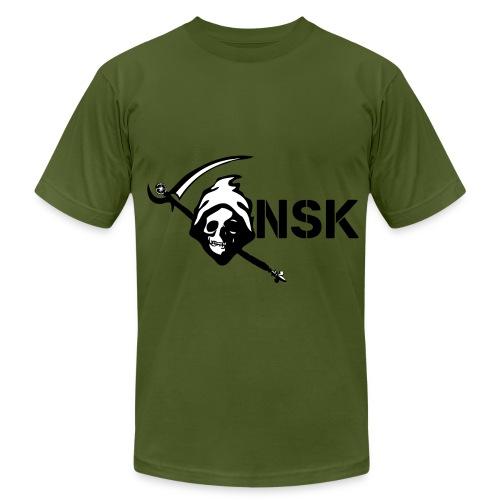 NSK DES Olive - Men's  Jersey T-Shirt