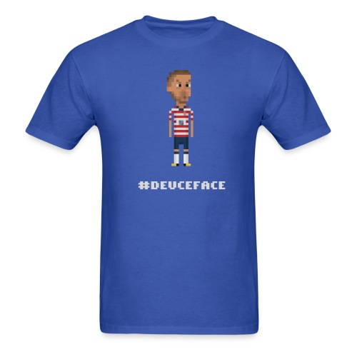 Men T-Shirt - DeuceFace - Men's T-Shirt