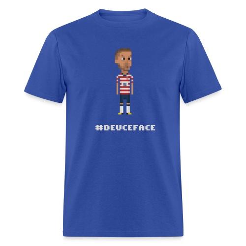 Men T-Shirt - DeuceFace - Men's T-Shirt