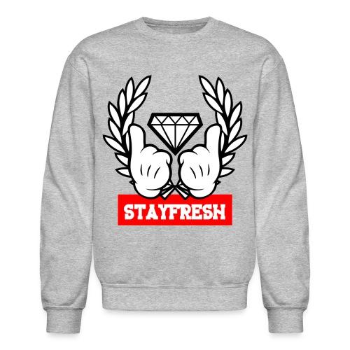 StayFreshMickey crew - Crewneck Sweatshirt
