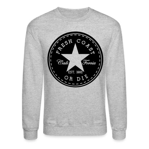 Authentic Star Crew - Crewneck Sweatshirt