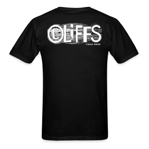 KR - Cliffs - Men's T-Shirt