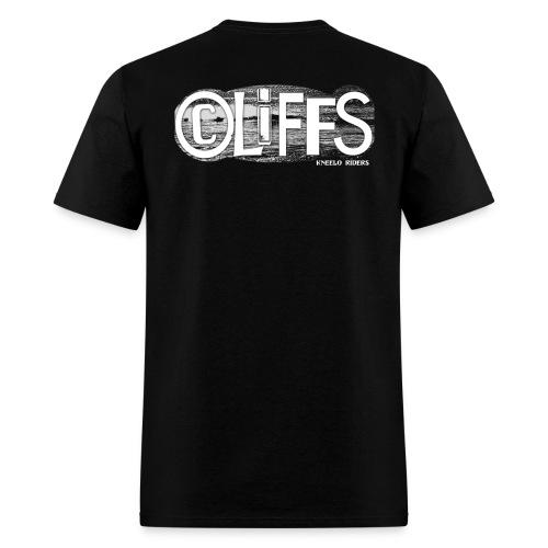 KR - Cliffs - Men's T-Shirt
