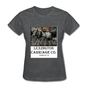 Carriage co. ladies T (feat. Minnie and Pearl) - Women's T-Shirt