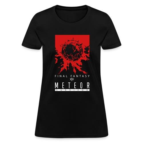 FFXIV:ARR Meteor Survivor Women's Standard T-Shirt - Women's T-Shirt