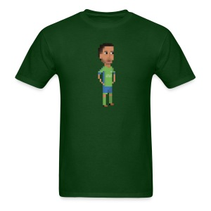Men T-Shirt - C.D in Seattle - Men's T-Shirt