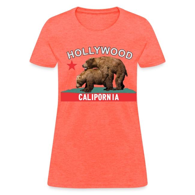 Hollywood f