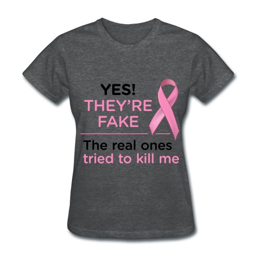 Breast Cancer - Women's T-Shirt