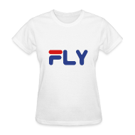 Women's T-Shirts ~ Women's T-Shirt ~ Fly Girls Womens T Shirt