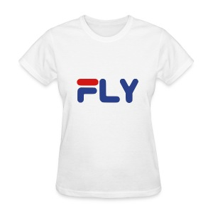 Fly Girls Womens T Shirt - Women's T-Shirt