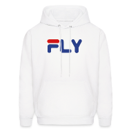 Hoodies ~ Men's Hoodie ~ Fly Hoodie Hooded Sweatshirt