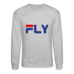 Fly Crewneck Sweatshirt - Crewneck Sweatshirt
