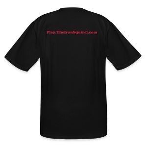 Play.TheIronSquirel.com T - Men's Tall T-Shirt
