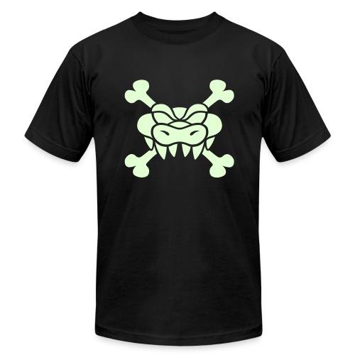 Kremling Krew (glow-in-the-dark) - Men's Fine Jersey T-Shirt
