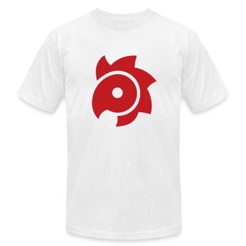 Courage Chicken - Men's Fine Jersey T-Shirt
