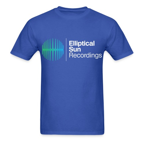 ESR Men's Blue T-Shirt - Men's T-Shirt