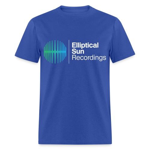 ESR Men's Blue T-Shirt - Men's T-Shirt
