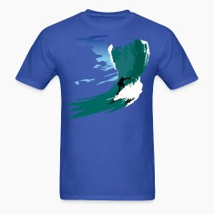 Surfer2.png T-Shirts