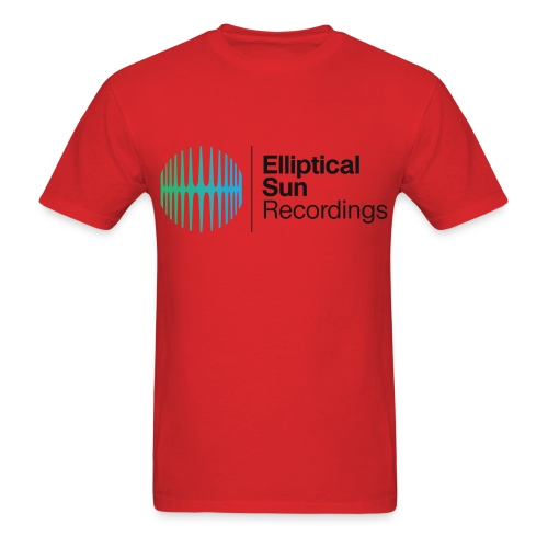 ESR Men's Red T-Shirt - Men's T-Shirt
