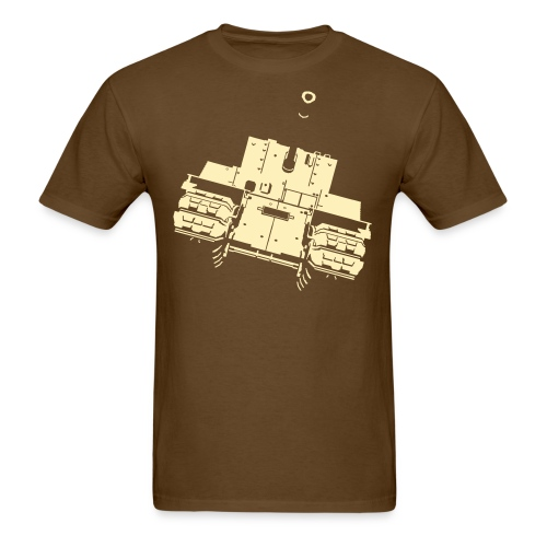TOG II* Brown - Men's T-Shirt