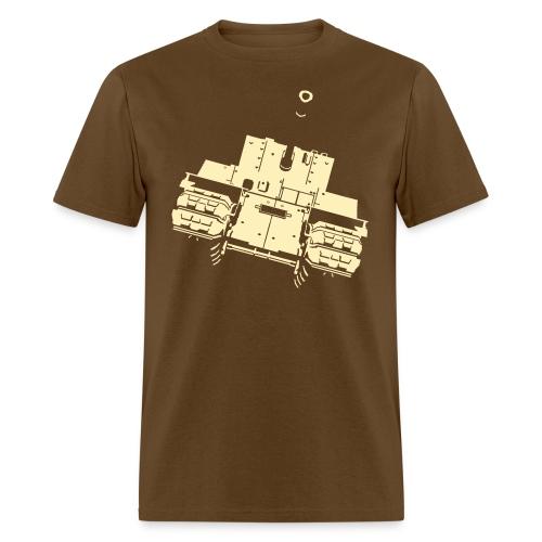 TOG II* Brown - Men's T-Shirt