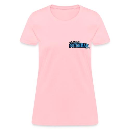 Grumpy Text Only Logo - Women's T-Shirt