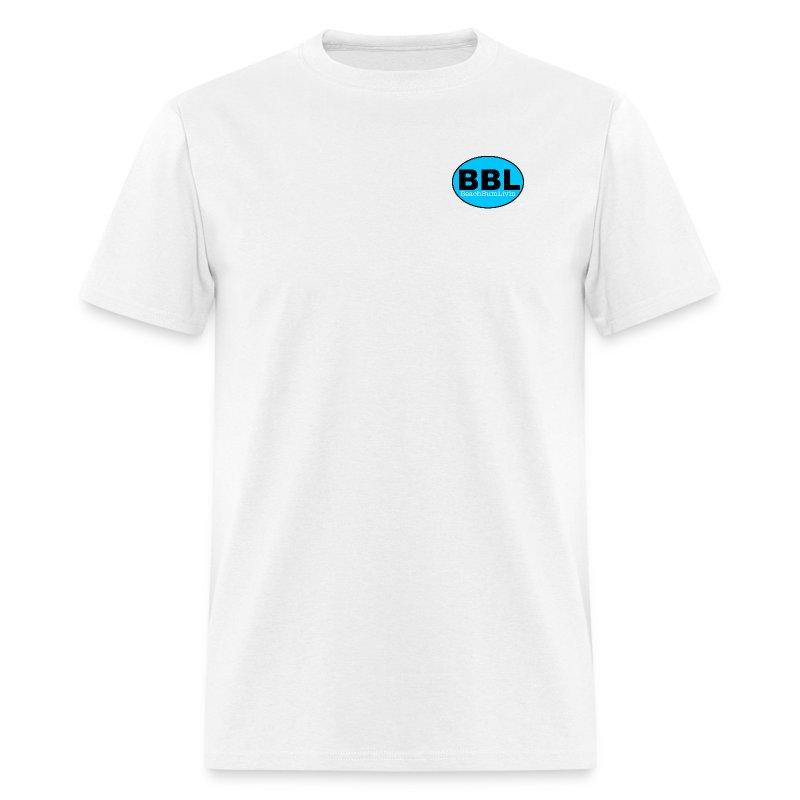 BBL_circle_blue.png - Men's T-Shirt