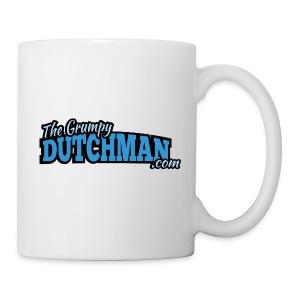 Grumpy Text Only Logo - Coffee/Tea Mug