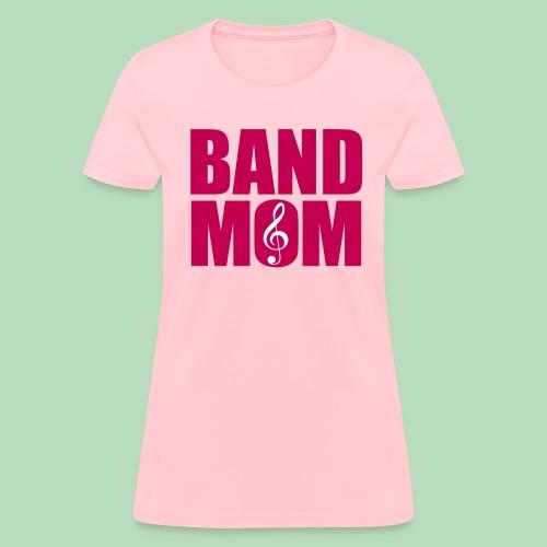 Band Mom (Women's) - Women's T-Shirt