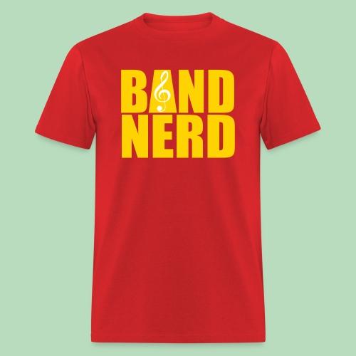 Band Nerd (Men's) - Men's T-Shirt