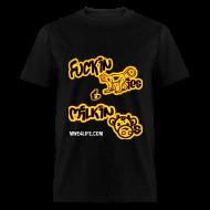 T-Shirts ~ Men's T-Shirt ~ F'n Monkies T-Shirts
