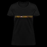 Women's T-Shirts ~ Women's T-Shirt ~ [mWe] Cyber Goonettez standard T-shirt