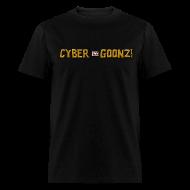 T-Shirts ~ Men's T-Shirt ~ Cyber Goonz T-Shirt