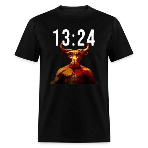 13:24 - Men's Basic Tee-Shirt - Men's T-Shirt