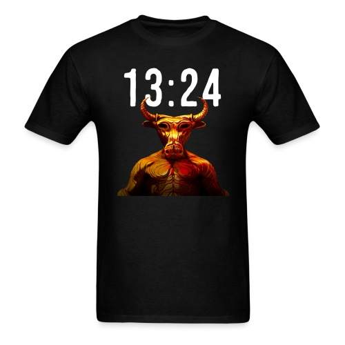 13:24 - Men's Basic Tee-Shirt - Men's T-Shirt