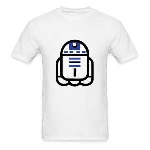Cute R2D2 - Men's T-Shirt
