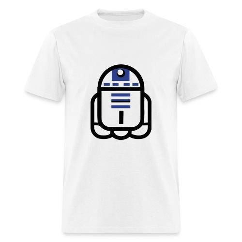 Cute R2D2 - Men's T-Shirt