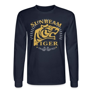 Sunbeam Tiger - Track Tested - Men's Long Sleeve T-Shirt