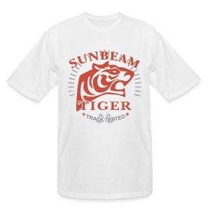 Sunbeam Tiger - Track Tested - Men's Tall T-Shirt
